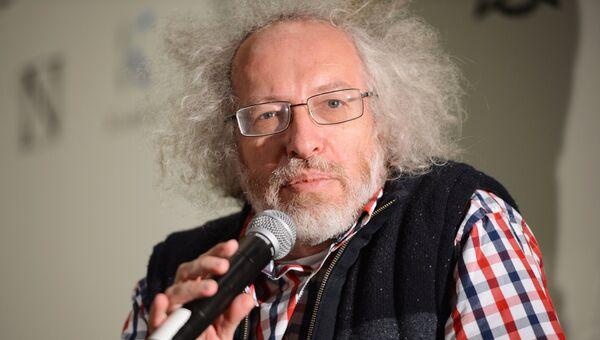 Главный редактор радиостанции Эхо Москвы Алексей Венедиктов. Архивное фото