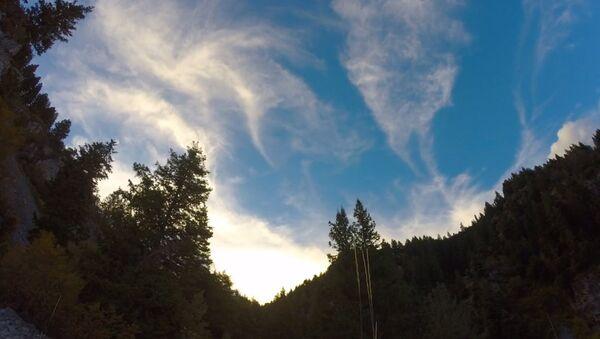 Восход в штате Юта