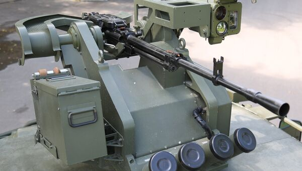 Боевой модуль Арбалет-ДМ