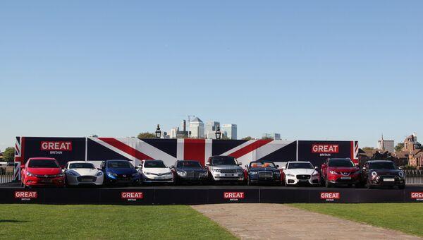 Автомобильная промышленность Великобритании