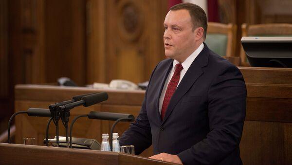 Министр внутренних дел Латвии Рихард Козловскис. Архивное фото