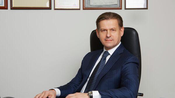 Глава Национальной системы платежных карт Владимир Комлев. Архивное фото