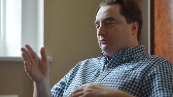 Бывший главный редактор ежедневной газеты Вести Игорь Гужва. Архивное фото