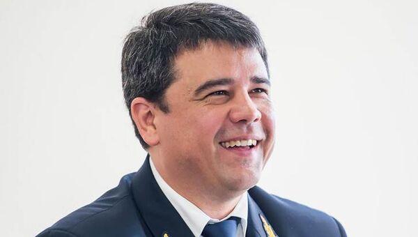 Генеральный директор АО Международный аэропорт Калуга Салават Кутушев