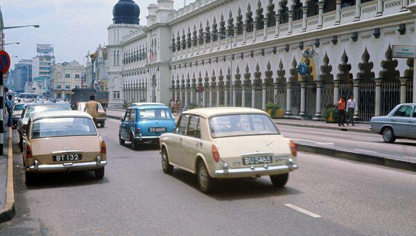 Куала-Лумпур. Архивное фото