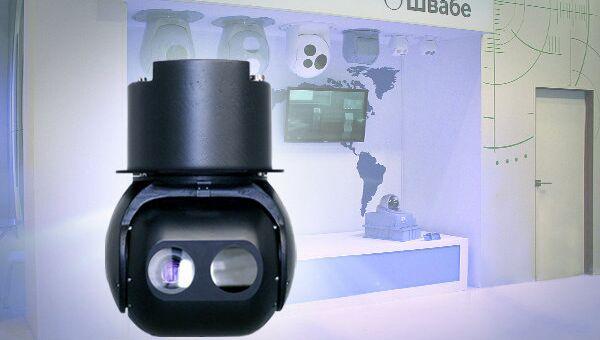 Авиасистема оптического наблюдения компании Швабе