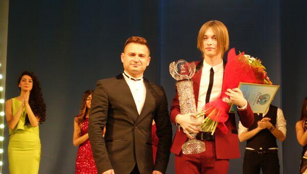 На фестивале Союзного государства победил Егор Шаранков из Минска