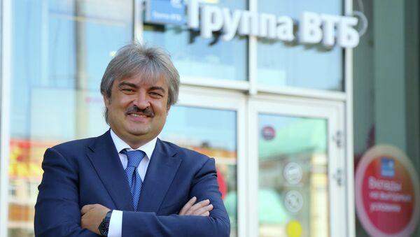Председатель правления Лето-банка Дмитрий Руденко