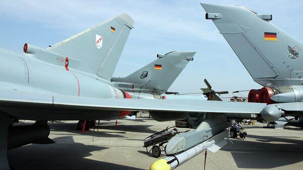 Самолеты ВВС бундесвера