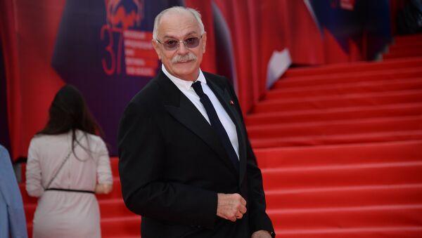Президент Московского международного кинофестиваля Никита Михалков. Архивное фото