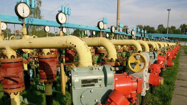 Газовое хранилище, Украина