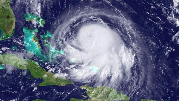 Карибский шторм Хоакин