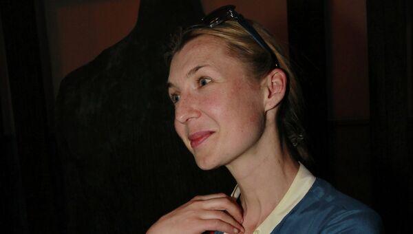 Экс-генеральный директор парка искусств Музеон Елена Тюняева. Архивное фото