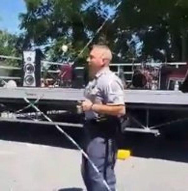Полицейский-универсал