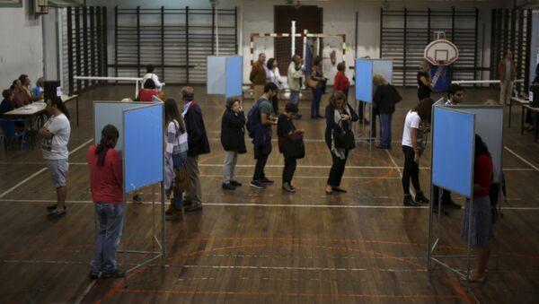 Парламентские выборы в Португалии