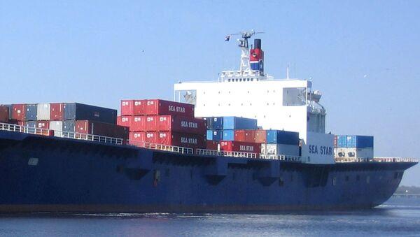 Грузовое судно Эль-Фаро