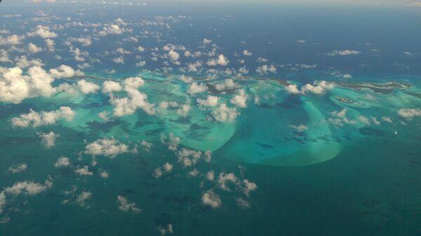 Вид на Багамские Острова