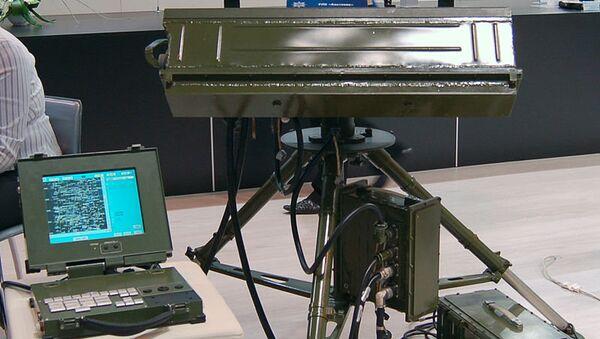 РЛС Аистёнок на МАКС. Архивное фото