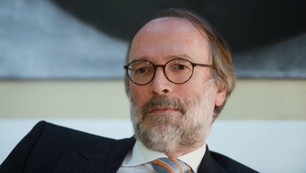 Чрезвычайный и Полномочный Посол Королевства Нидерландов в Российской Федерации Рон ван Дартел