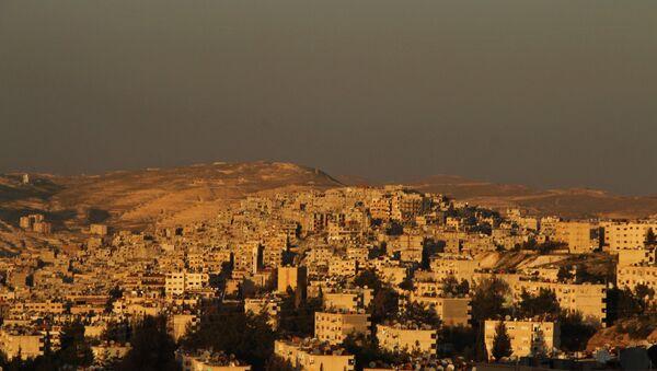 Жилые дома города Дамаска. Архивное фото
