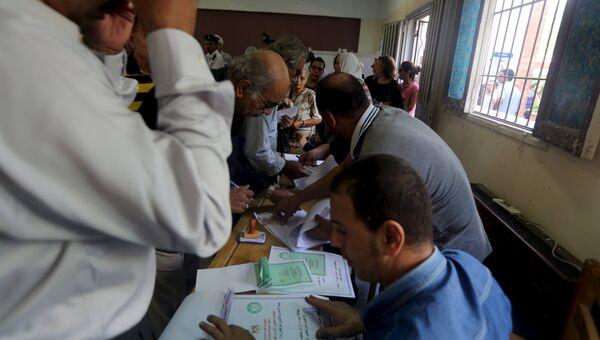 Голосование на парламентских выборах в Египте, 18 октября 2015