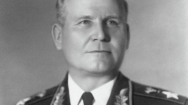 Маршал Иван Степанович Конев