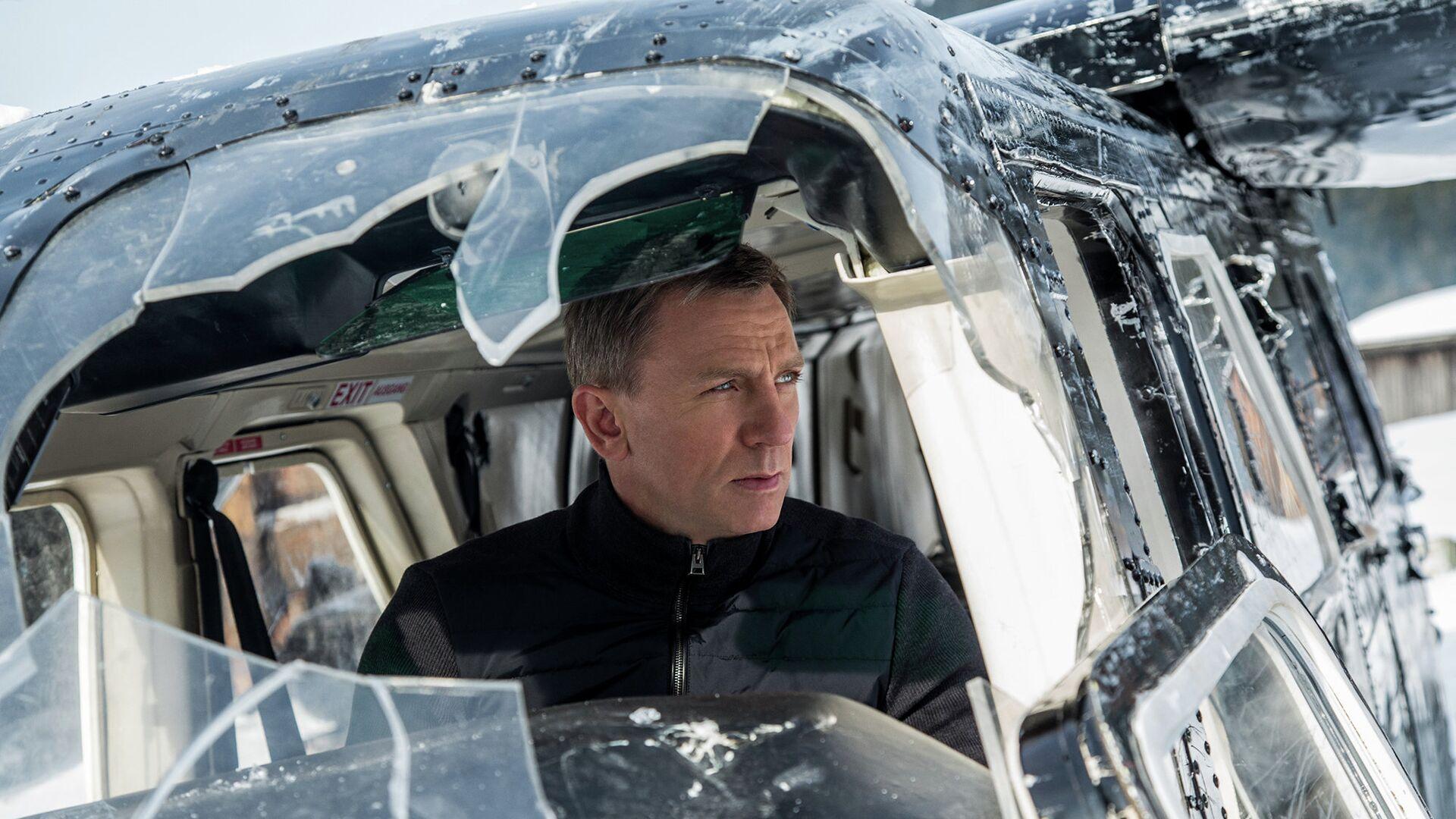 Кадр из фильма 007: Спектр - РИА Новости, 1920, 21.09.2021