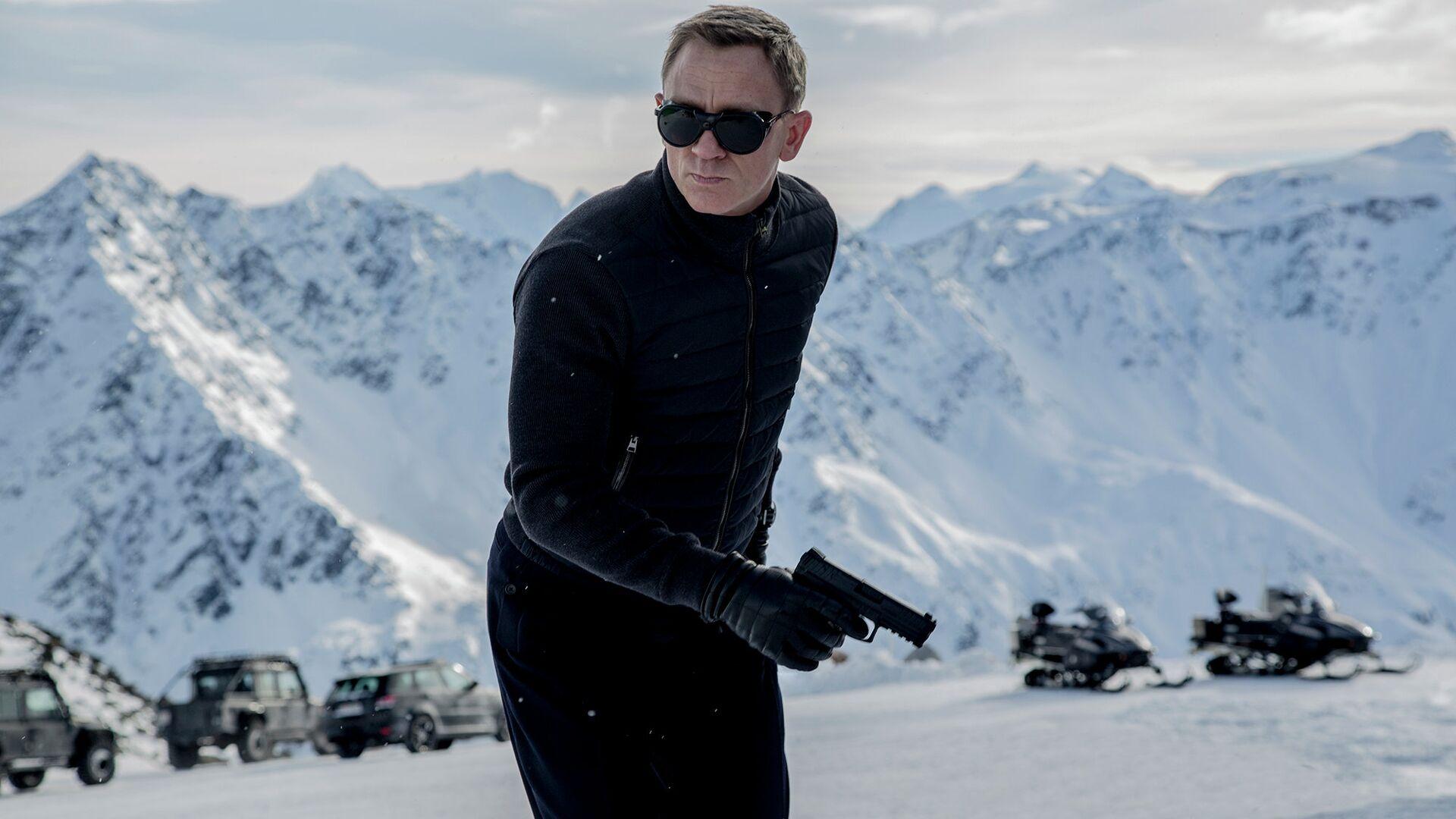 Кадр из фильма 007: Спектр - РИА Новости, 1920, 24.02.2020