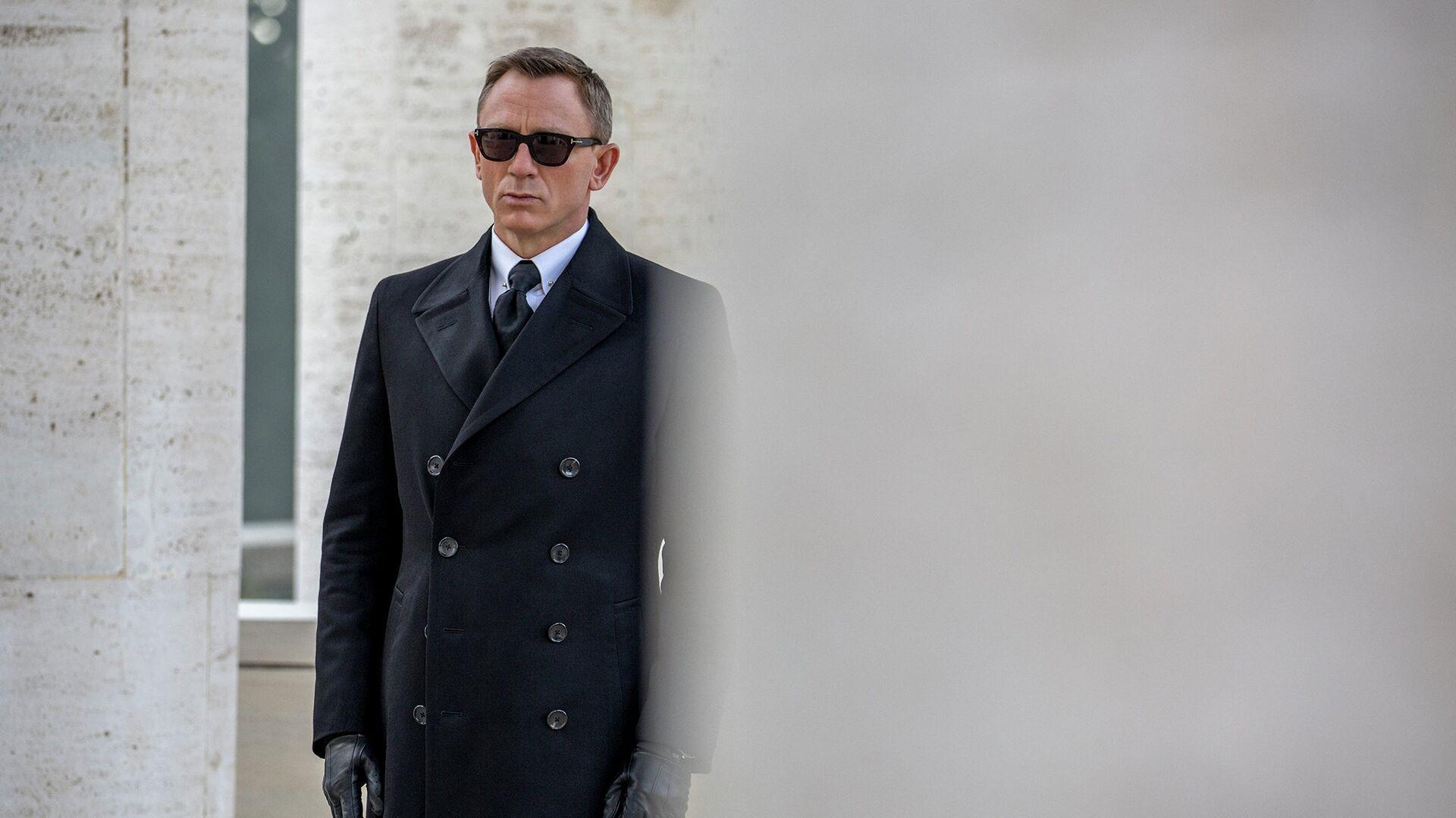 Кадр из фильма 007: Спектр - РИА Новости, 1920, 09.09.2021