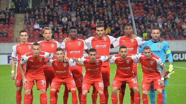 Игроки Скендербеу. Архивное фото