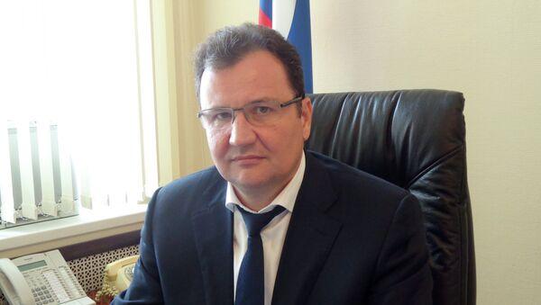 Заместитель главы Ростуризма Николай Королев. Архивное фото