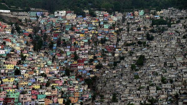 Гаити. Архивное фото