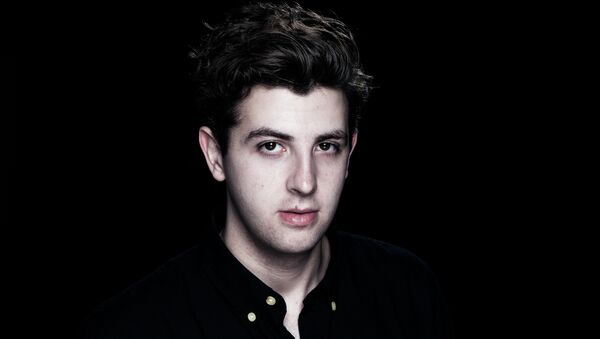 Британский музыкант Jamie XX. Архивное фото