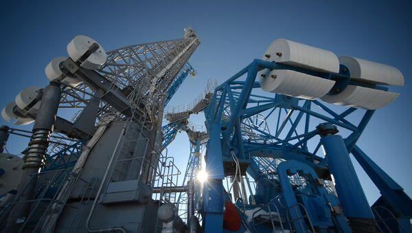 На космодроме Восточный в Амурской области. Архивное фото