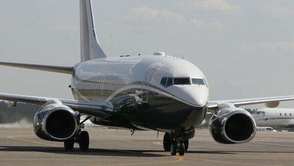 Авиалайнер Боинг 737. Архивное фото