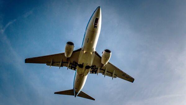Боинг 737-700 бельгийской авиакомпании Jetairfly. Архивное фото