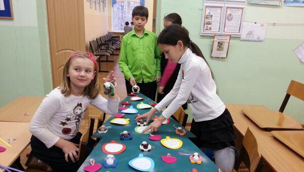 Проект Классные елки в школах Москвы