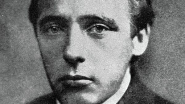 Поэт Велимир Хлебников
