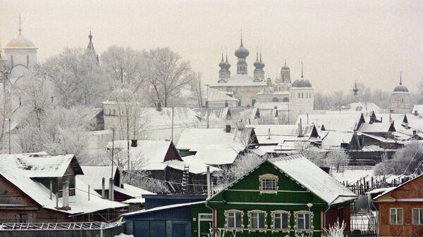 Владимирская область. Архивное фото