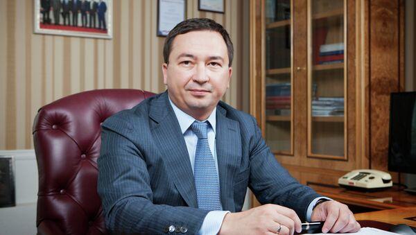 Первый заместитель генерального директора КРЭТ Игорь Насенков. Архив