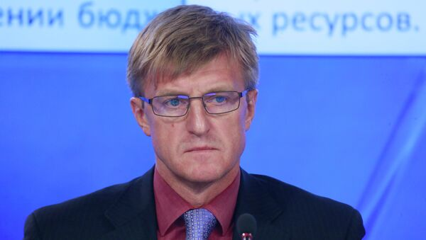 Директор Департамента государственной политики в сфере воспитания детей и молодежи Министерства образования и науки РФ Александр Страдзе