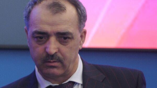 Член ЦИК Сиябшах Шапиев