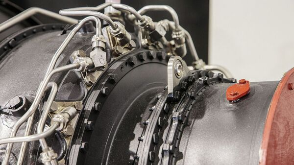 Двигатель ВК-800В