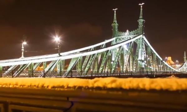 Чарующий Будапешт