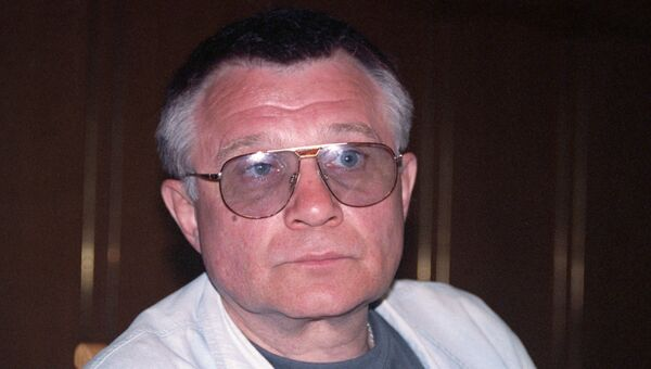 Кинорежиссер Александр Сурин. Архивное фото