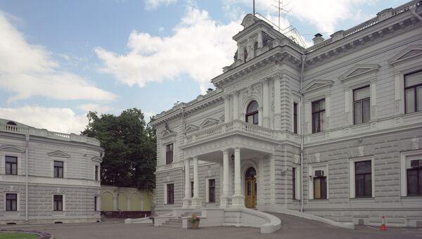 Посольство Великобритании на Софийской набережной