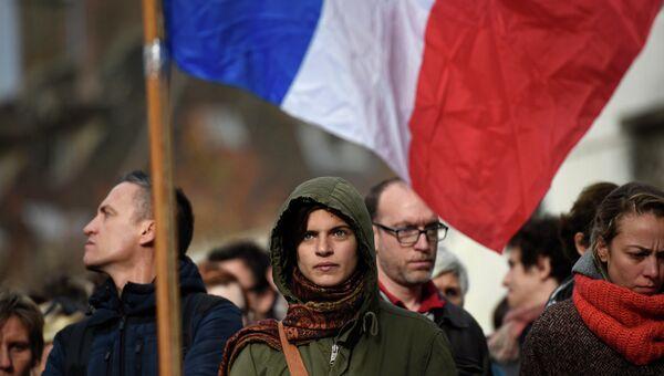 Французы. Архивное фото