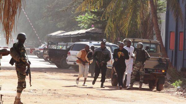 Столица Мали Бамако