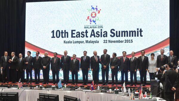 Премьер-министр РФ Д.Медведев принимает участие в 10-м Восточноазиатском саммите в Малайзии