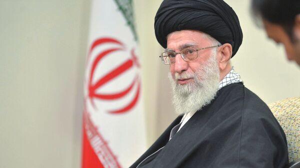 Верховный руководитель Исламской Республики Иран Сайед Али Хаменеи. Архивное фото